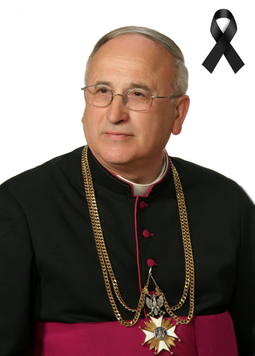 ks. prałat dr Ludwik Olszewski
